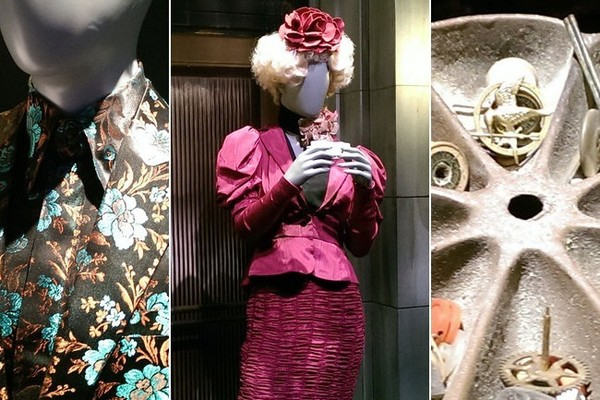 A Closer Look at the Hunger Games Exhibition