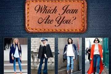 Which Style of Jean Are You?