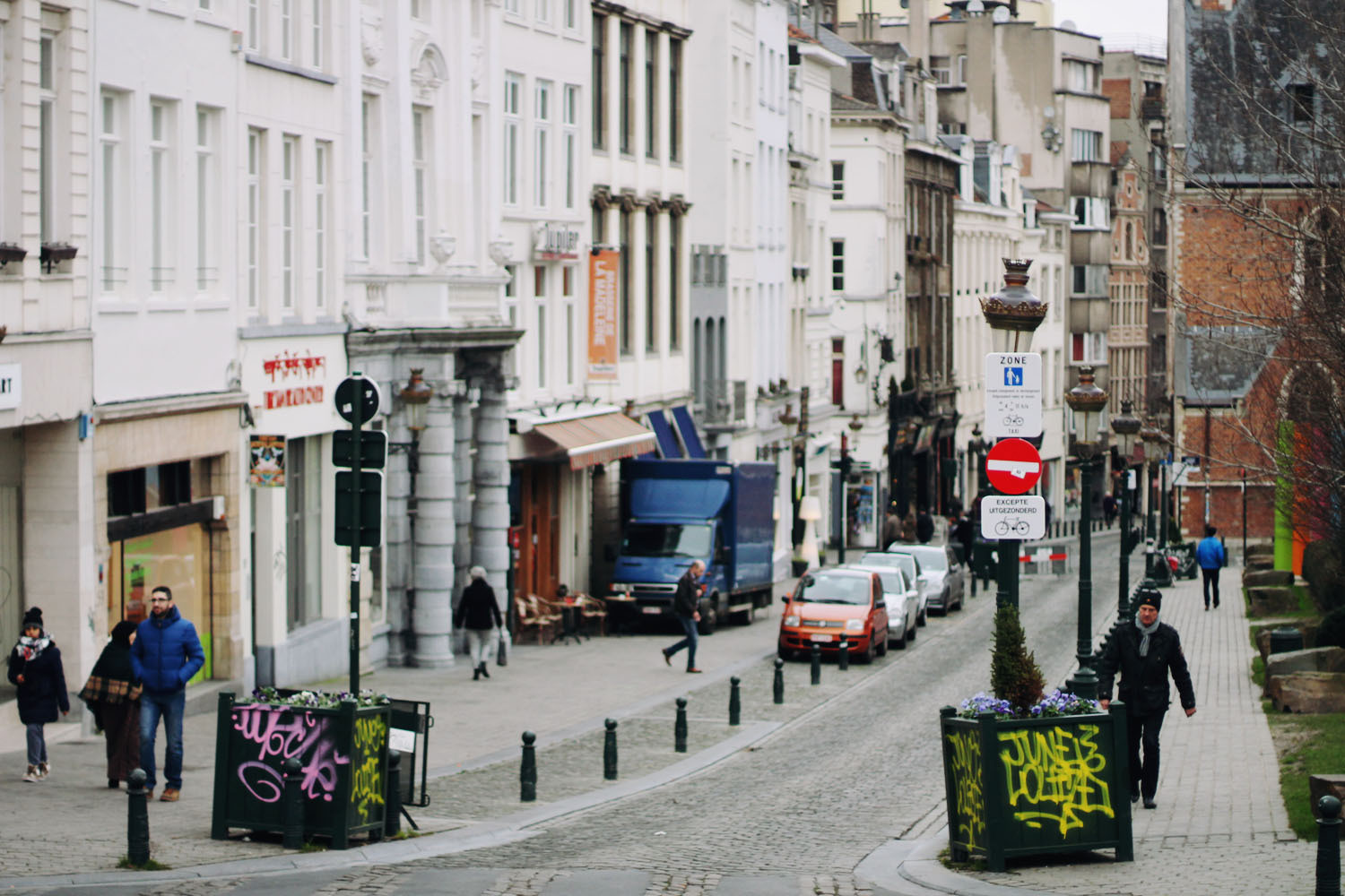 Postcards From Brussels, Belgium