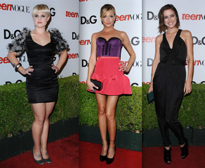 Best and Worst Dressed at 2009 Teen Vogue Young Hollywood Party