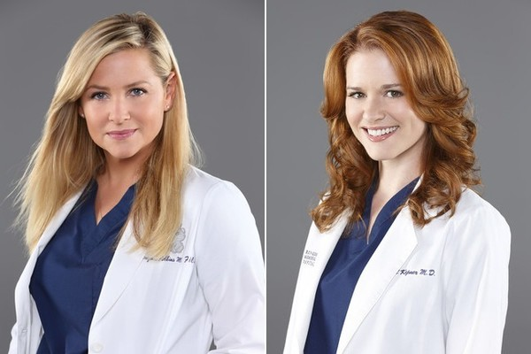 Two \'Grey\'s Anatomy\' Vets Exit After Major Casting Shake-Up - TV ...