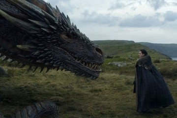Jon Snow — He Just Has a Way With Dragons