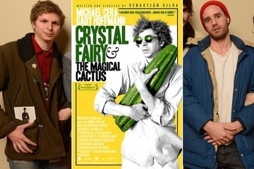 Michael Cera Talks 'Crystal Fairy,' 'Cheech and Chong,' & Other Drug Movies