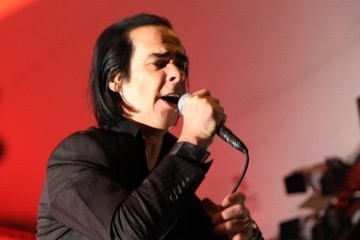 SXSW 2013: Nick Cave Terrifies Texter, Sings About Miley Cyrus