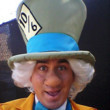The Mad Hatter from 'Alice in Wonderland'