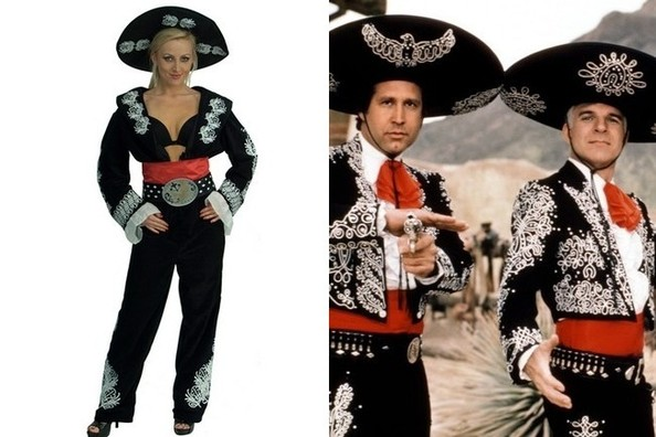 sexy three amigos