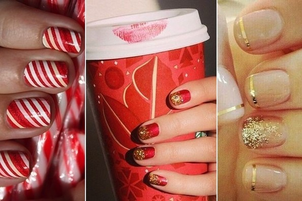 Holiday Nail Art Ideas To Add To Your Pinterest Board Asap Nails