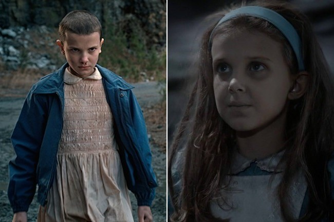 Millie Bobby Brown Eleven Where Else You Ve Seen The Stranger Things Cast Zimbio