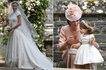 Pippa Middleton Is Married! See the Royal Celebration in These Stunning Pics