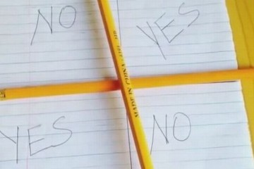 What the Hell Is 'Charlie Charlie' and Why Is It Going Viral?