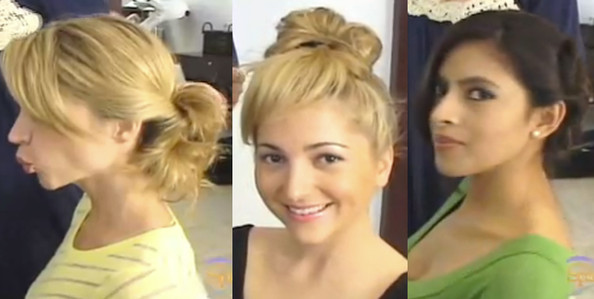 prom updos pictures. Easy Prom Updos