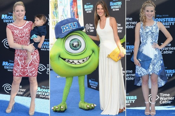 Best Dressed at the 'Monsters University' Premiere - Vote Now!