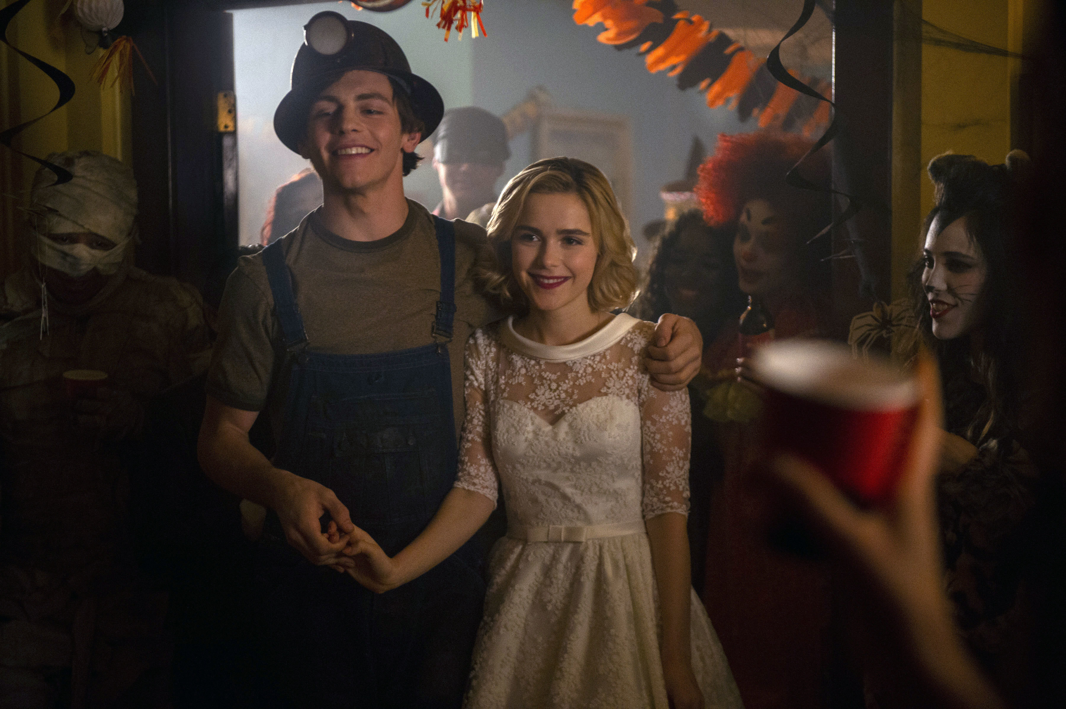 'Chilling Adventures Of Sabrina' Is A Fearless Take On Femininity
