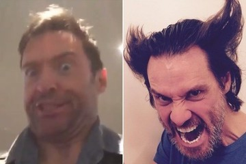 Hugh Jackman and Jim Carrey Are Making Fun of Each Other's Best Roles, to Our Benefit