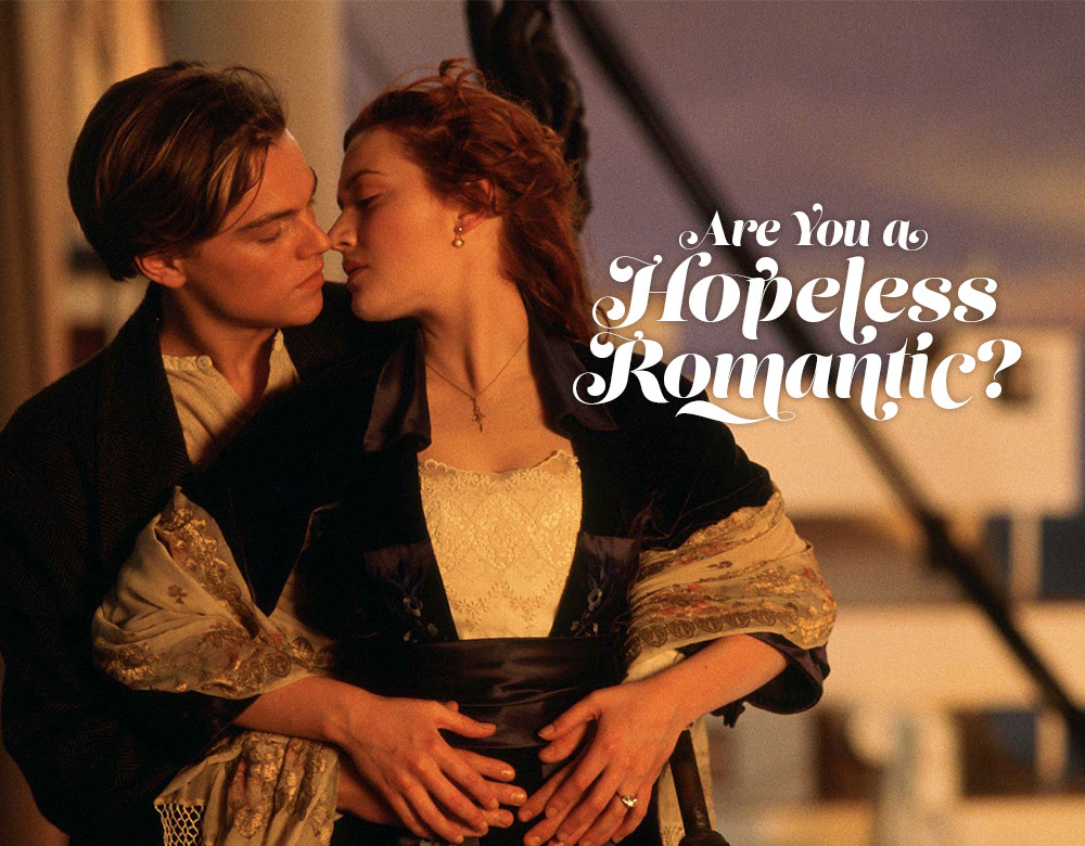 hopeless romantic quiz