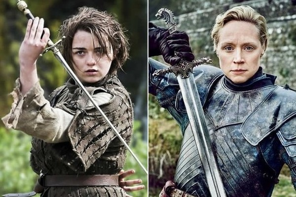 Arya Is Finally a Worthy Opponent to Brienne of Tarth, and Everything Is Right With the World