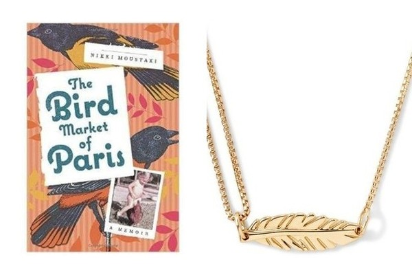 Alex and Ani Precious Metals Symbolic Feather Pull Chain Necklace, $78, at bloomingdales.com