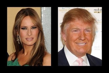 Melania Trump Dating History
