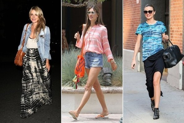 Trend to Try: Tie Dye