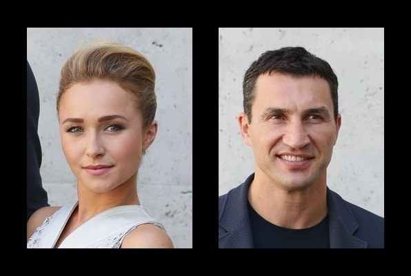 Hayden Panettiere is dating Wladimir Klitschko