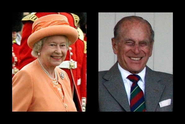 Queen Elizabeth II is married to Prince Philip