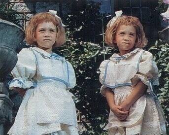 Flashback: 21 Years Ago the Tiny Olsen Twins Wore Bad Wigs in 'Double, Double, Toil & Trouble'