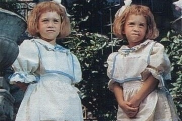 Flashback: 21 Years Ago the Tiny Olsen Twins Wore Bad Wigs in a Halloween Movie