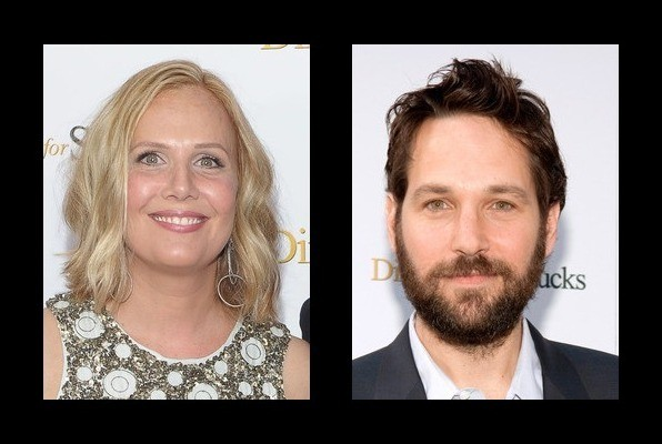 Julie Yaeger is married to Paul Rudd - Julie Yaeger ...