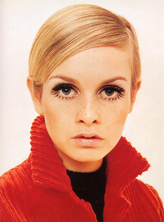 mod hair styles twiggy hair icon mod hairstyles zimbio 3240