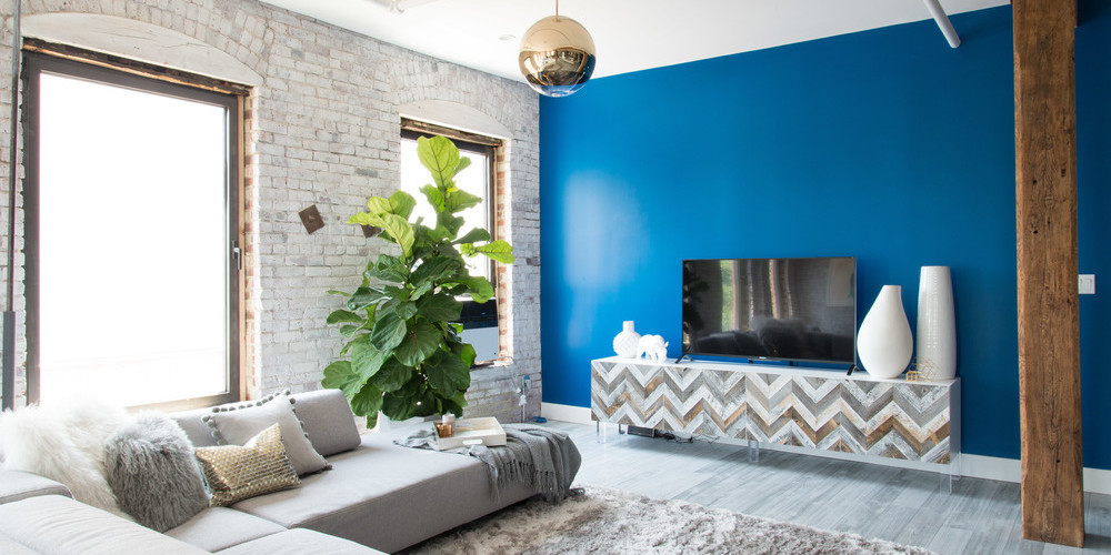 complementary color scheme in interior design trends