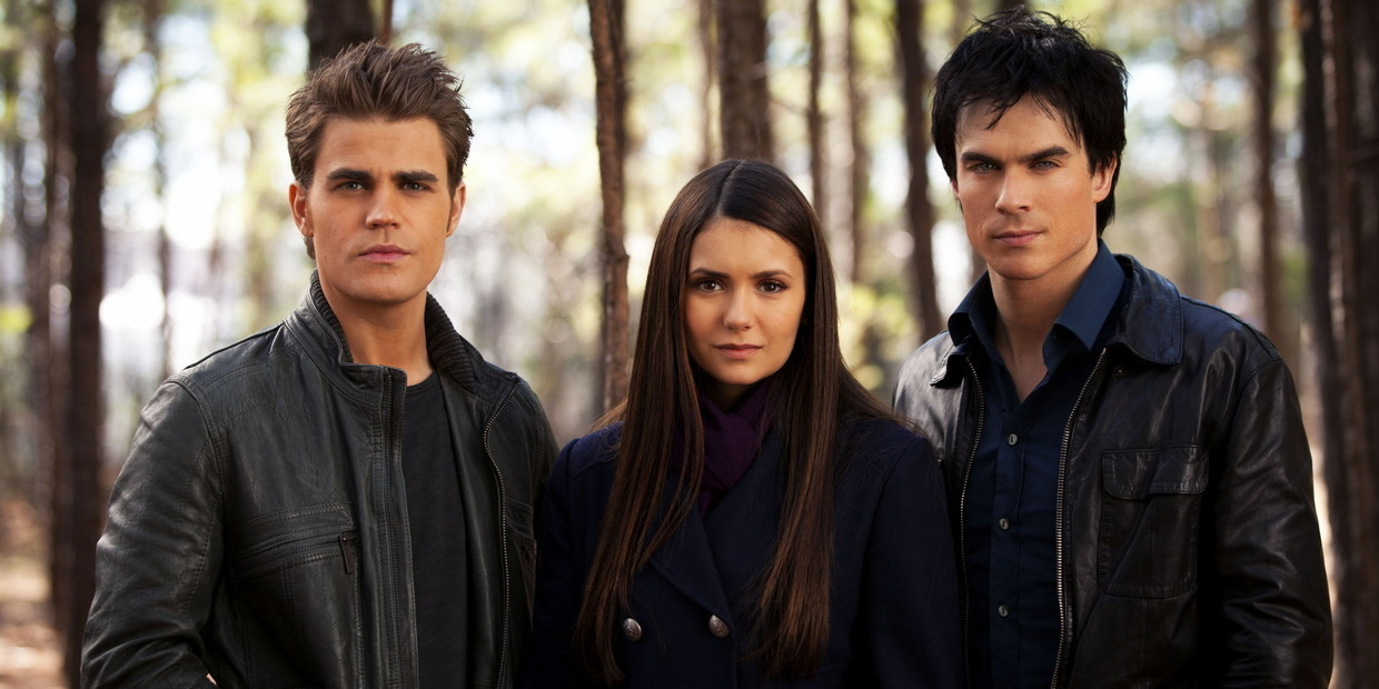 The Greatest TV And Movie Love Triangles Of All Time - Zimbio