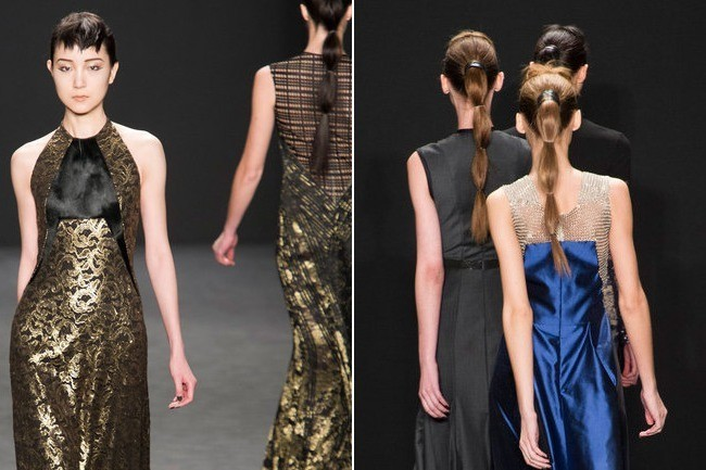 Spring Hair Trend: Fancy Ponytails