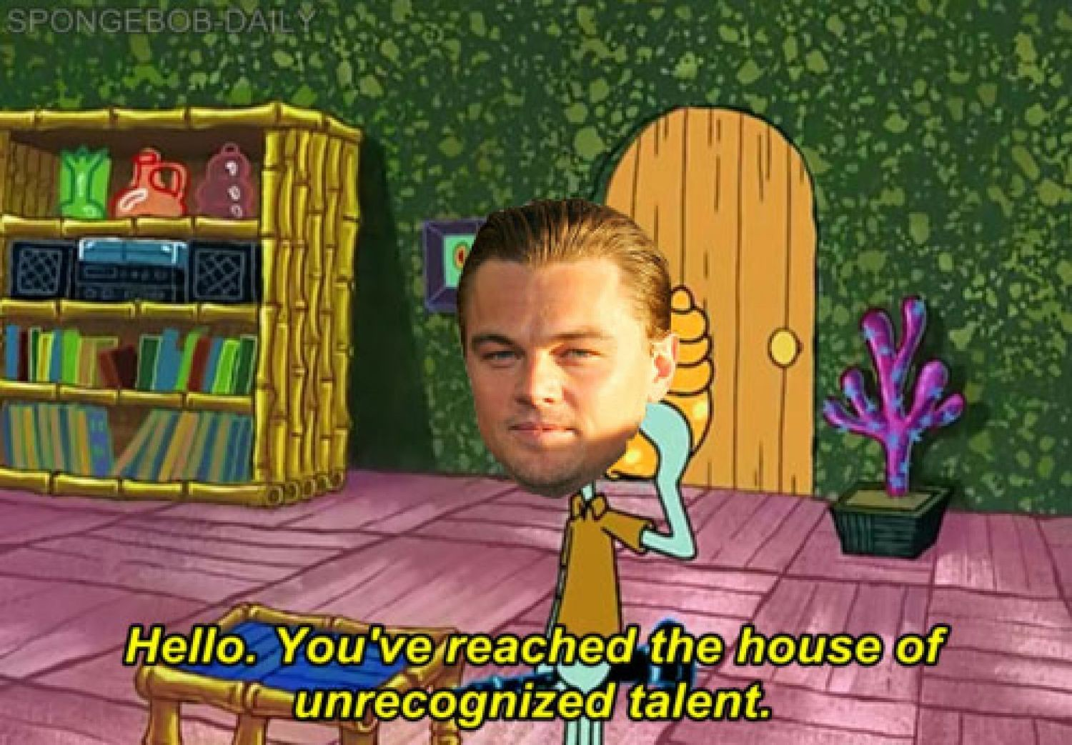 The Internet Is Supporting Leonardo DiCaprio in the Best Way on Oscars Night