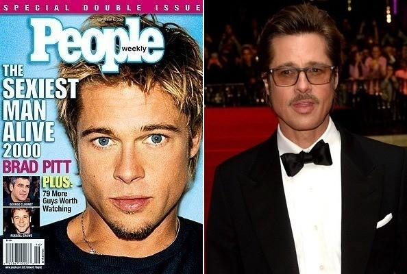 Brad pitt sexiest man alive images 19