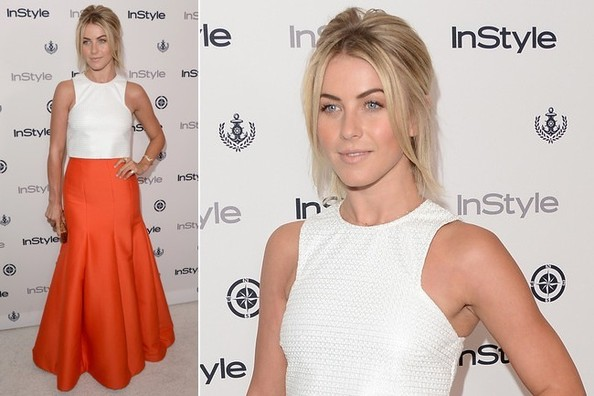 Julianne Hough's Citrus Summer Style