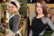 What the 'Downton Abbey' Cast Looks Like in 21st Century Attire