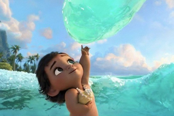 Baby Moana Just Took Cute to a Whole New Level - Trailer ...