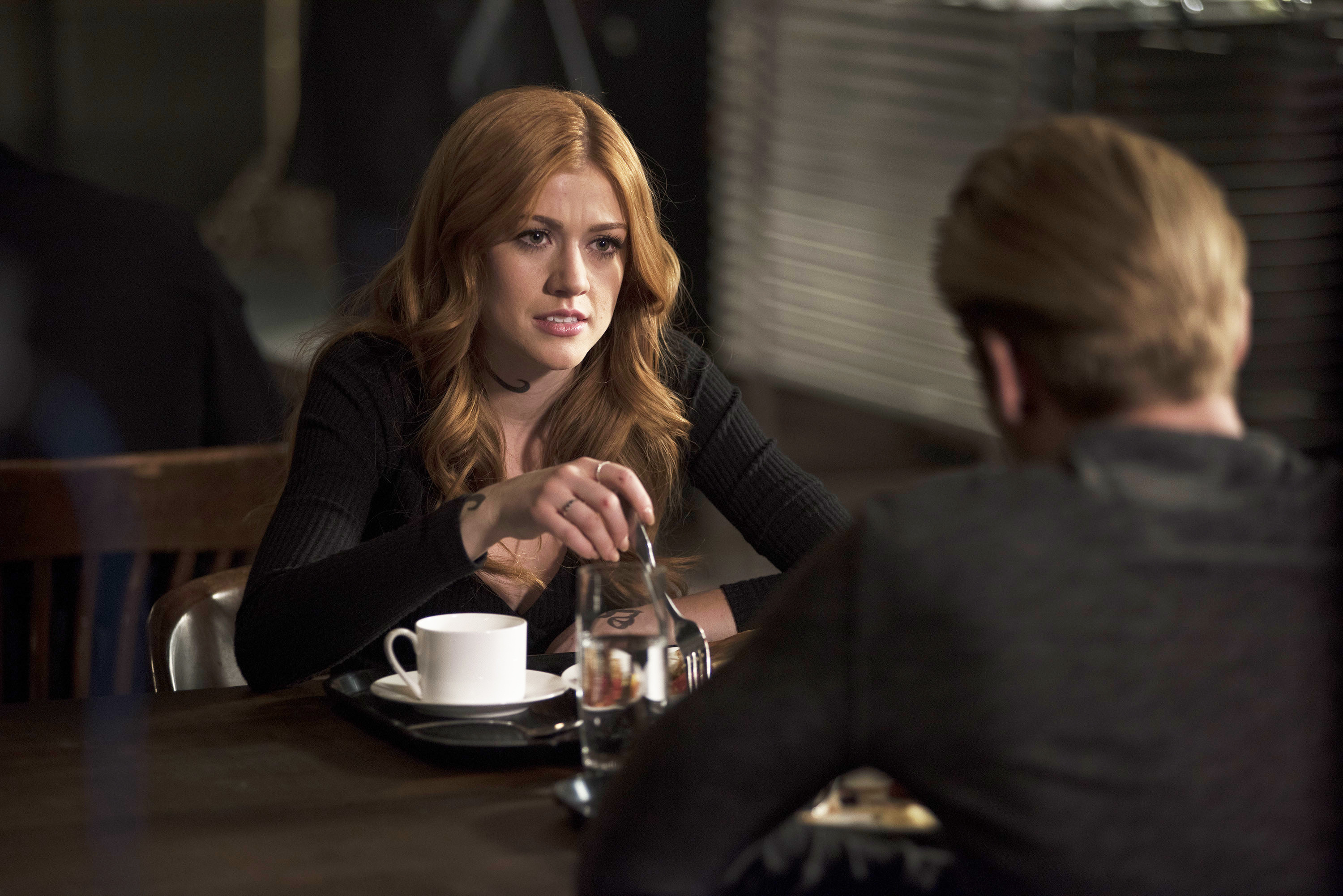 Katherine McNamara Dishes On The Bittersweet 'Shadowhunters' Series Finale And If An 'Arrow' Spin-Off Is In Her Future