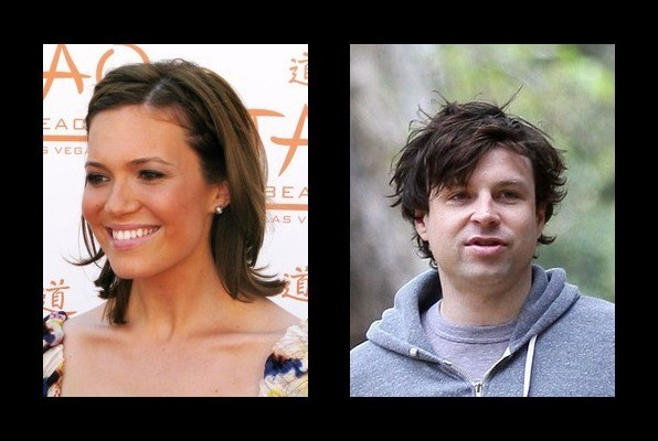Mandy Moore is married to Ryan Adams
