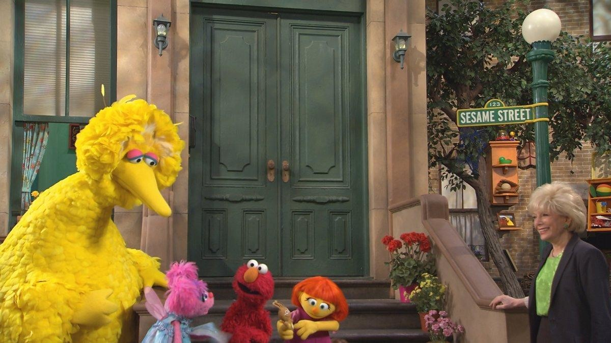 Sesame Street's First Character With Autism Makes Her TV Debut