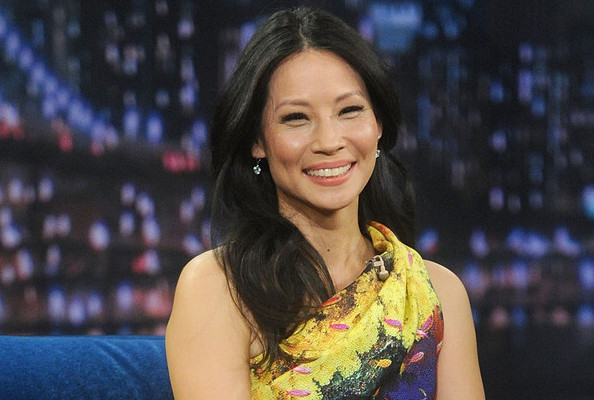 Lucy Liu's Brilliantly Artful Style
