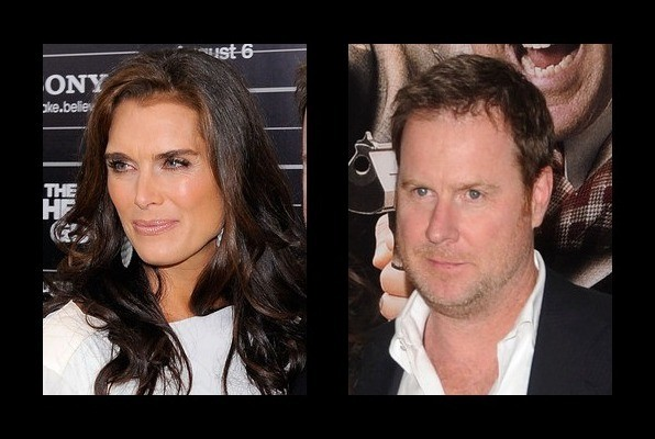 Brooke Shields is married to Chris Henchy