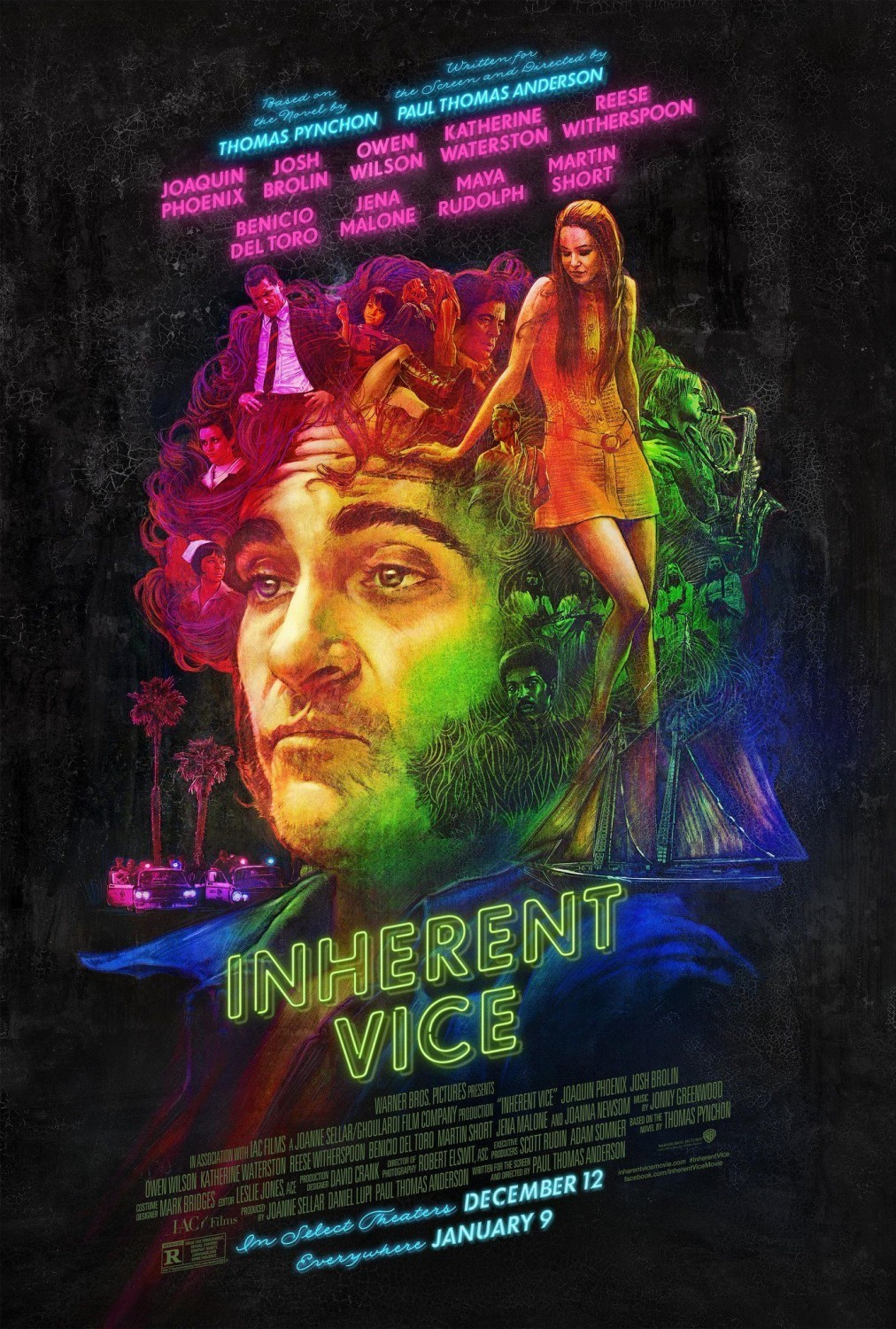 Rudderless 'Inherent Vice' is Still Plenty Groovy
