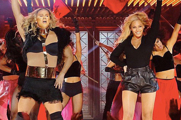 Beyoncé and Channing Tatum's 'Lip Sync Battle' Performance Will Make You Weep