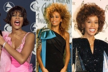 Revisiting Whitney Houston's Happiest Moments