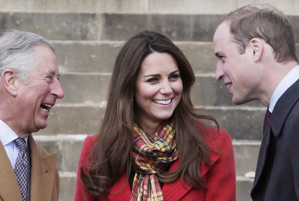Kate Middleton Has SO MANY COATS YOU GUYS