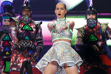 Katy Perry Found Weird Super Bowl Halftime Show Inspiration