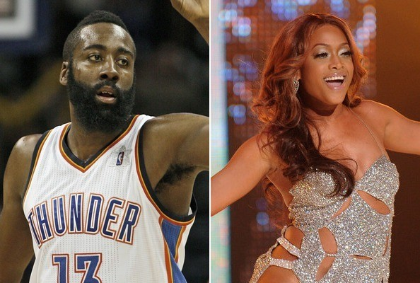 James Harden's Alleged Girlfriend Trina