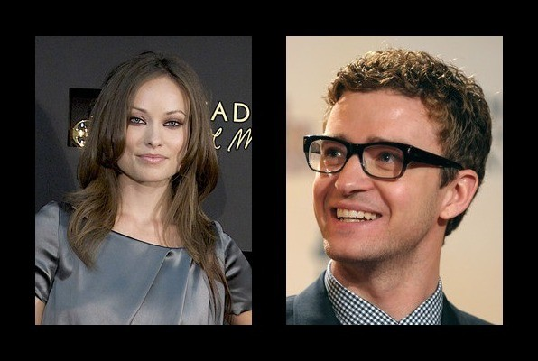 Olivia Wilde had a fling with Justin Timberlake