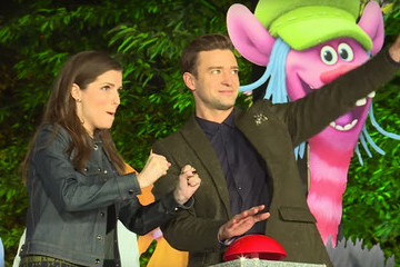 Behold the Disaster of Justin Timberlake and Anna Kendrick's 'Trolls' Premiere in London